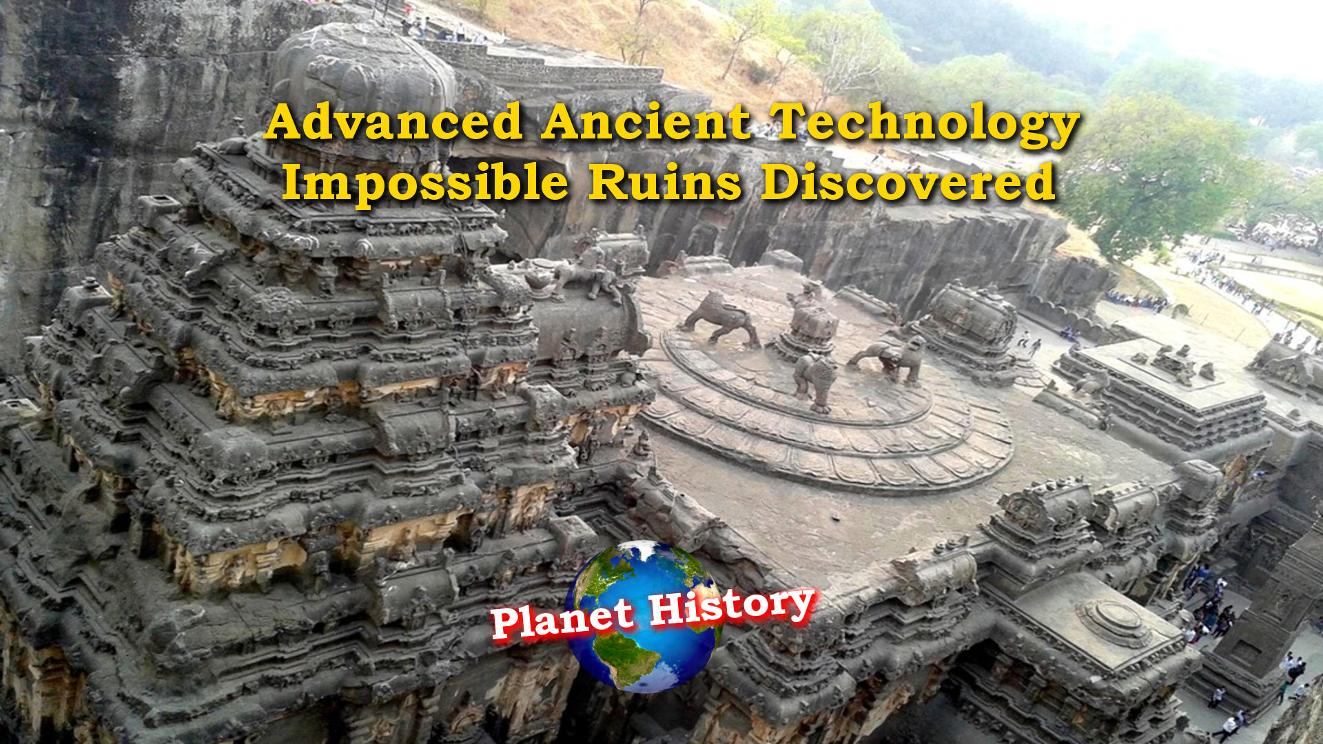 Advanced Ancient Technology - Impossible Ruins Discovered