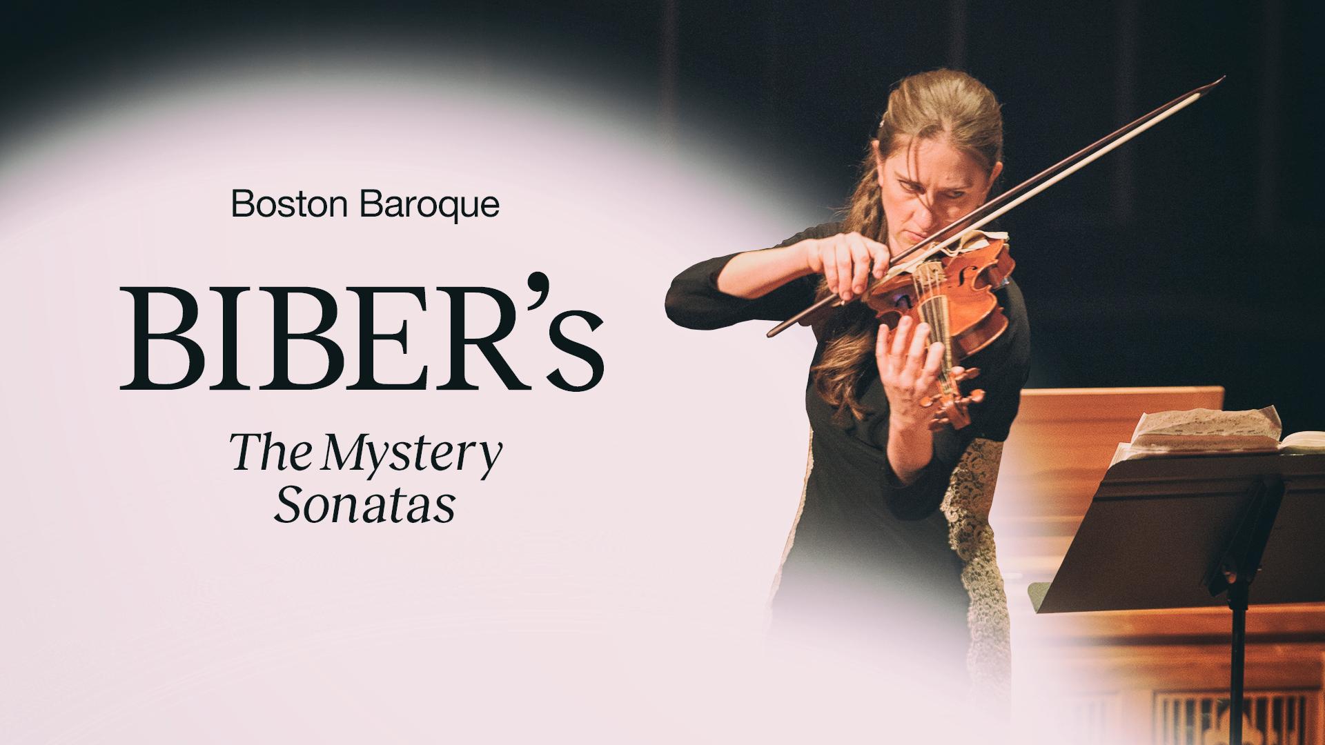 Biber's The Mystery Sonatas