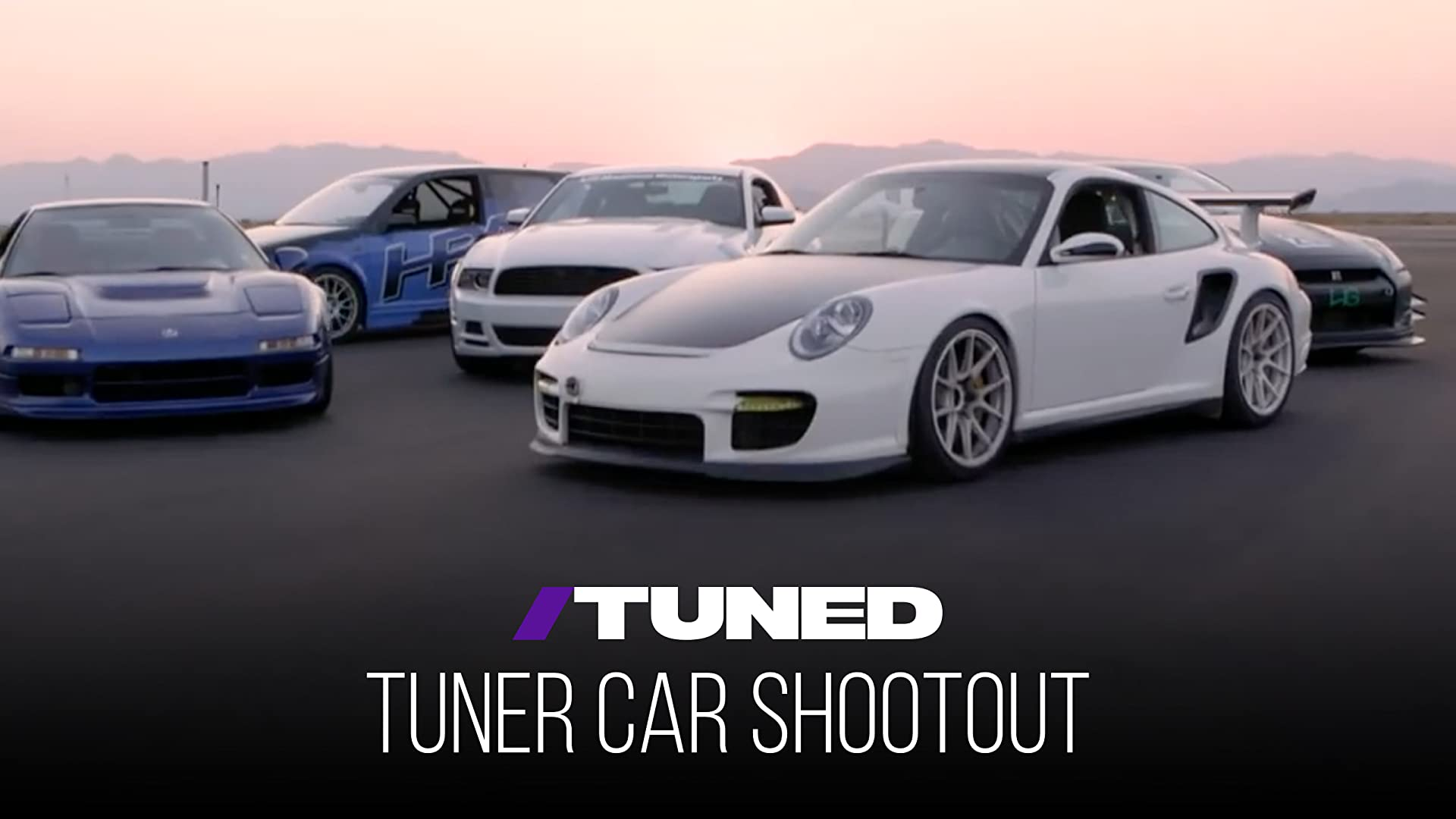 Tuned: Tuner Car Shootout
