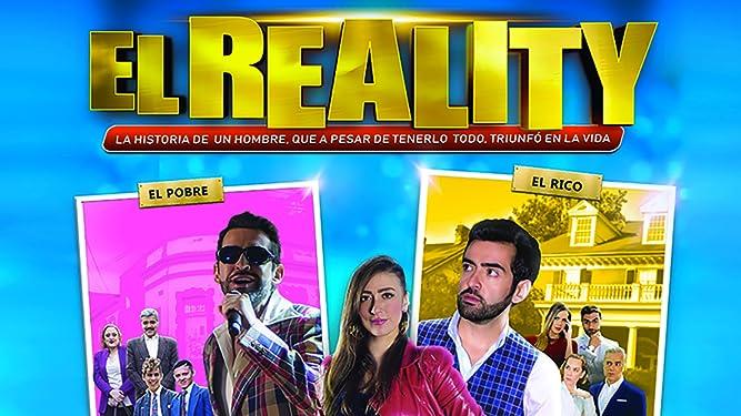 Amazon.com: El Reality : Luis Eduardo Arango, Verónica Orozco, Alejandro  González, María Irene Toro, Kevin Bury: Películas y TV
