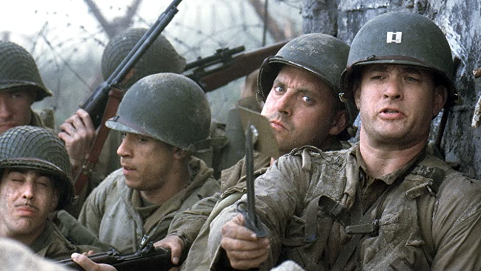 Image result for saving private ryan#