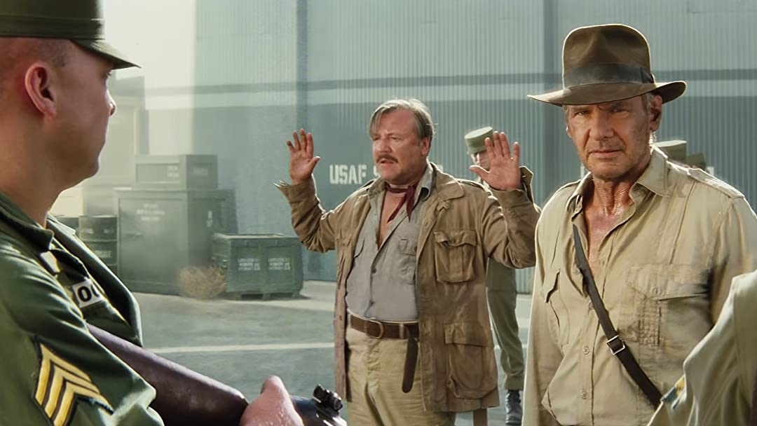 Amazon com: Indiana Jones and the Kingdom of the Crystal