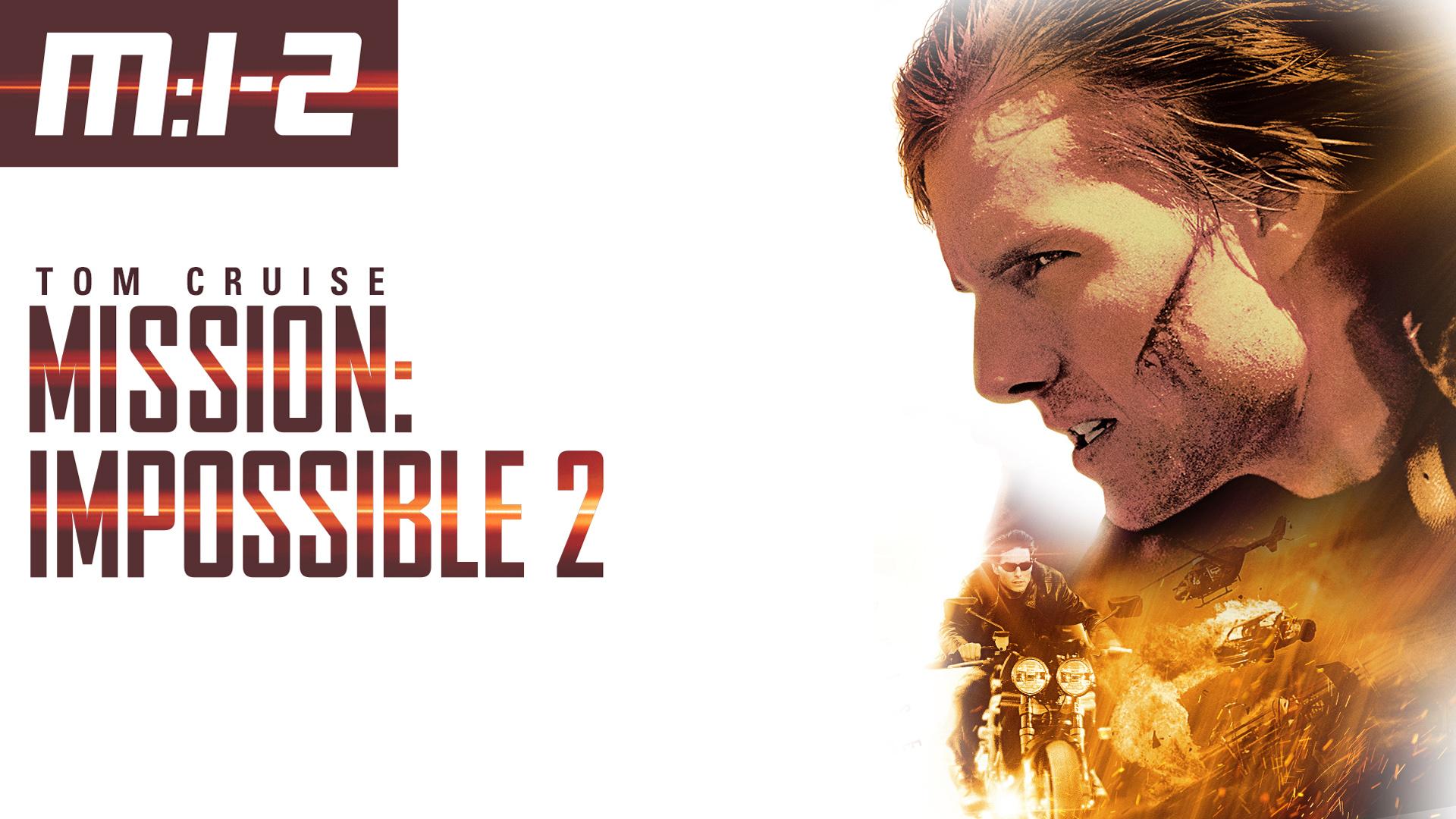 Mission: Impossible II (4K UHD)