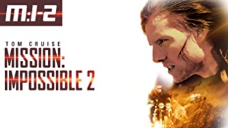 Mission: Impossible II (4K UHD)
