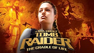 Lara Croft Tomb Raider: The Cradle of Life (4K UHD)