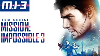 Mission: Impossible III (4K UHD)