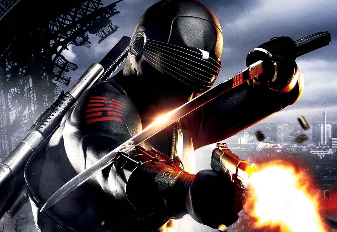 Amazon.com: G.I. Joe: The Rise of Cobra (4K UHD): Adewale ...