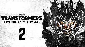 Transformers: Revenge of the Fallen (4K UHD)