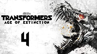 Transformers: Age of Extinction (4K UHD)