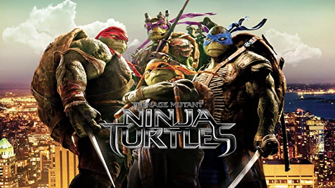 Amazon.com: Teenage Mutant Ninja Turtles (2014) (4K UHD ...