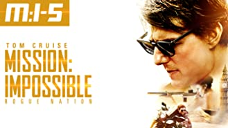 Mission: Impossible - Rogue Nation (4K UHD)
