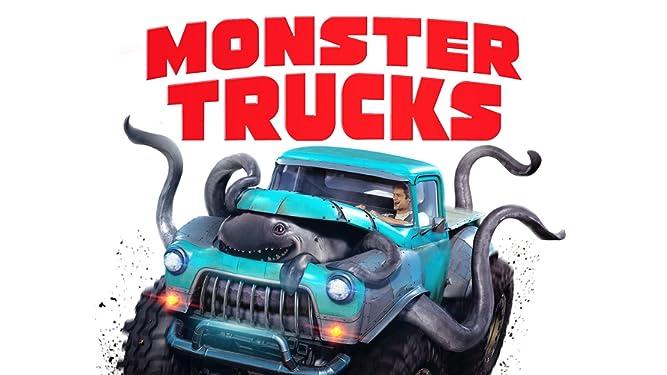 Watch Monster Trucks 4k Uhd Prime Video