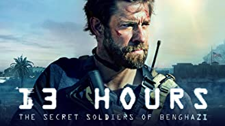 13 Hours: The Secret Soldiers of Benghazi (4K UHD)