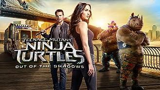Teenage Mutant Ninja Turtles: Out Of The Shadows (4K UHD)