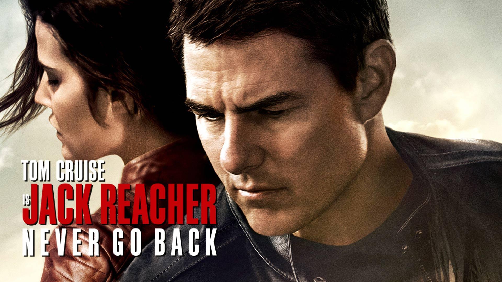 Jack Reacher: Never Go Back (4K UHD)