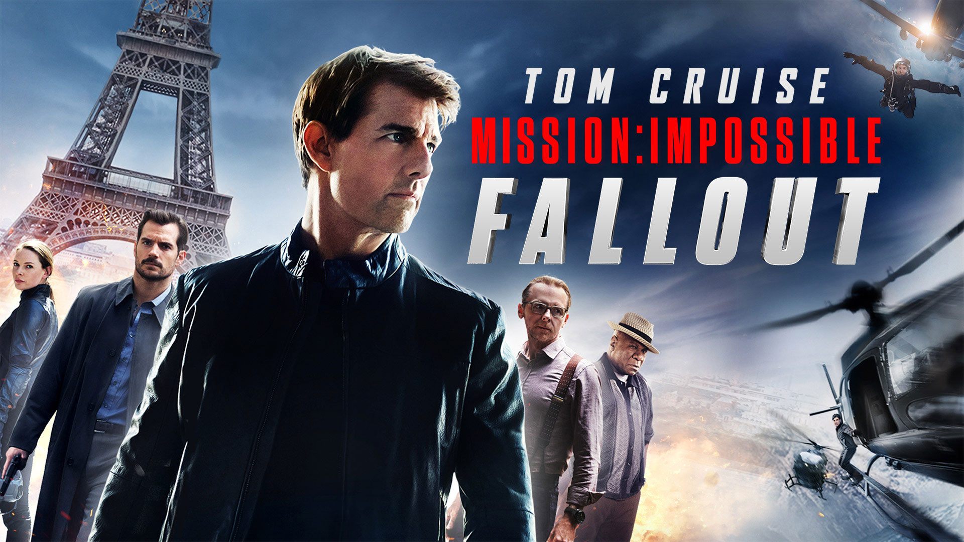 Mission: Impossible - Fallout (4K UHD)