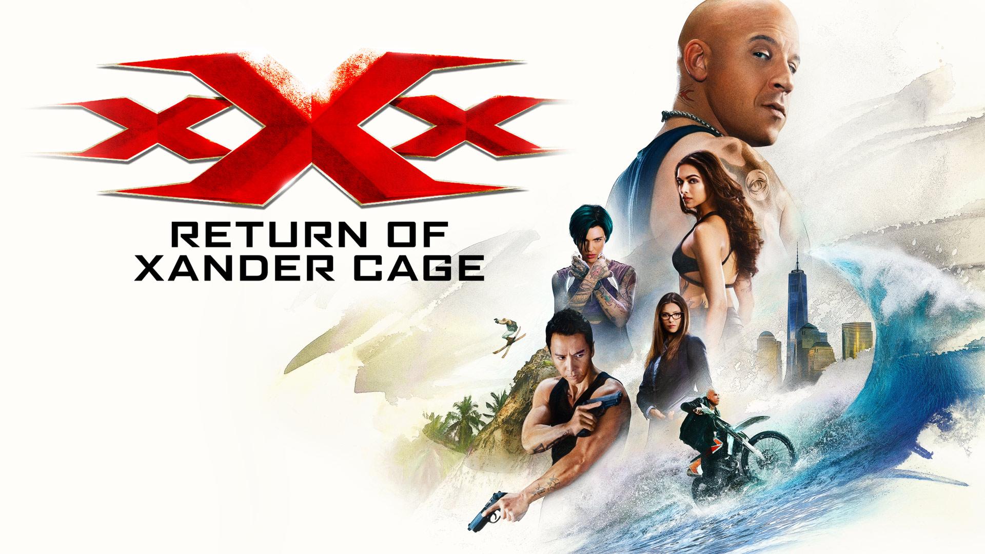 xXx: Return of Xander Cage (4K UHD)