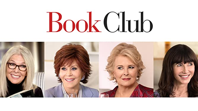 is the movie book club on demand or netflix