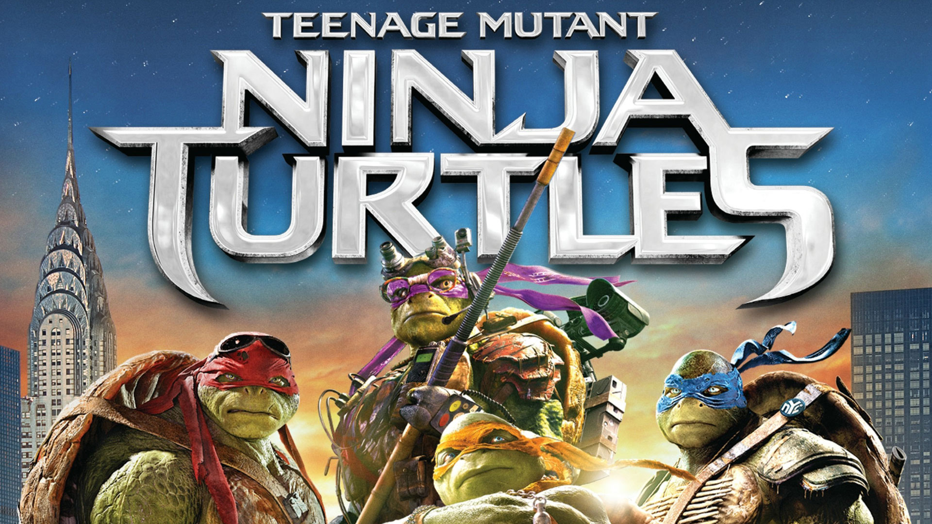 Watch Teenage Mutant Ninja Turtles: Out Of The Shadows ...