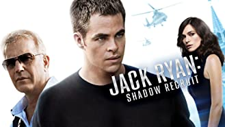 Jack Ryan: Shadow Recruit (4K UHD)