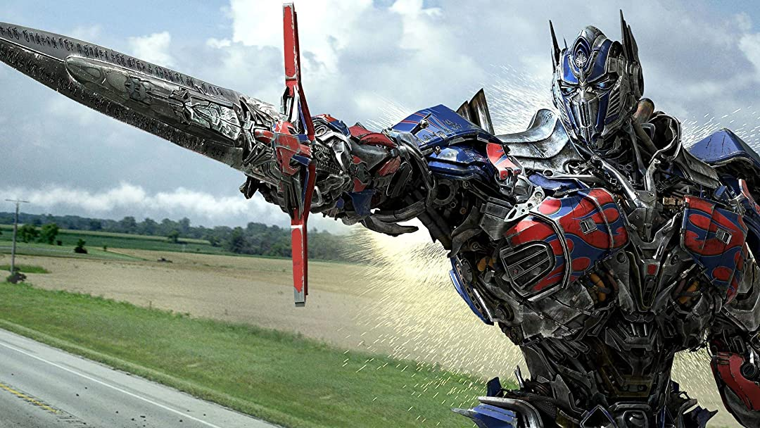 Prime Video: Transformers: The Last Knight