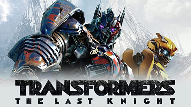 Amazoncom Watch Transformers The Last Knight Prime Video
