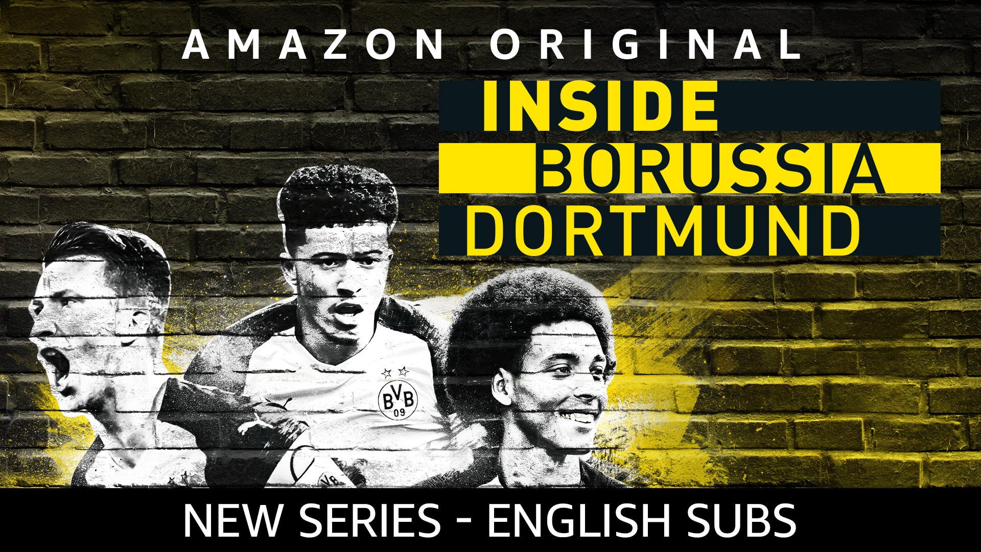 Inside Borussia Dortmund - Season 1 [English Subtitled]
