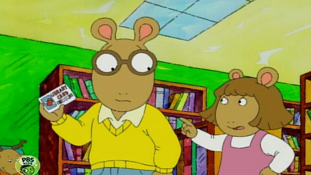 Watch Arthur Season 4 Prime Video