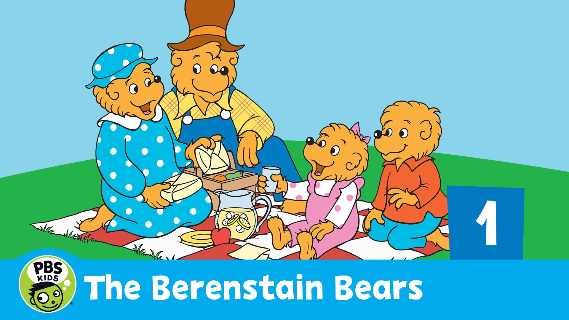 The Berenstain Bears: Volume 1