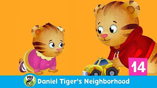 Daniel Tiger's Neighborhood: Volume 14