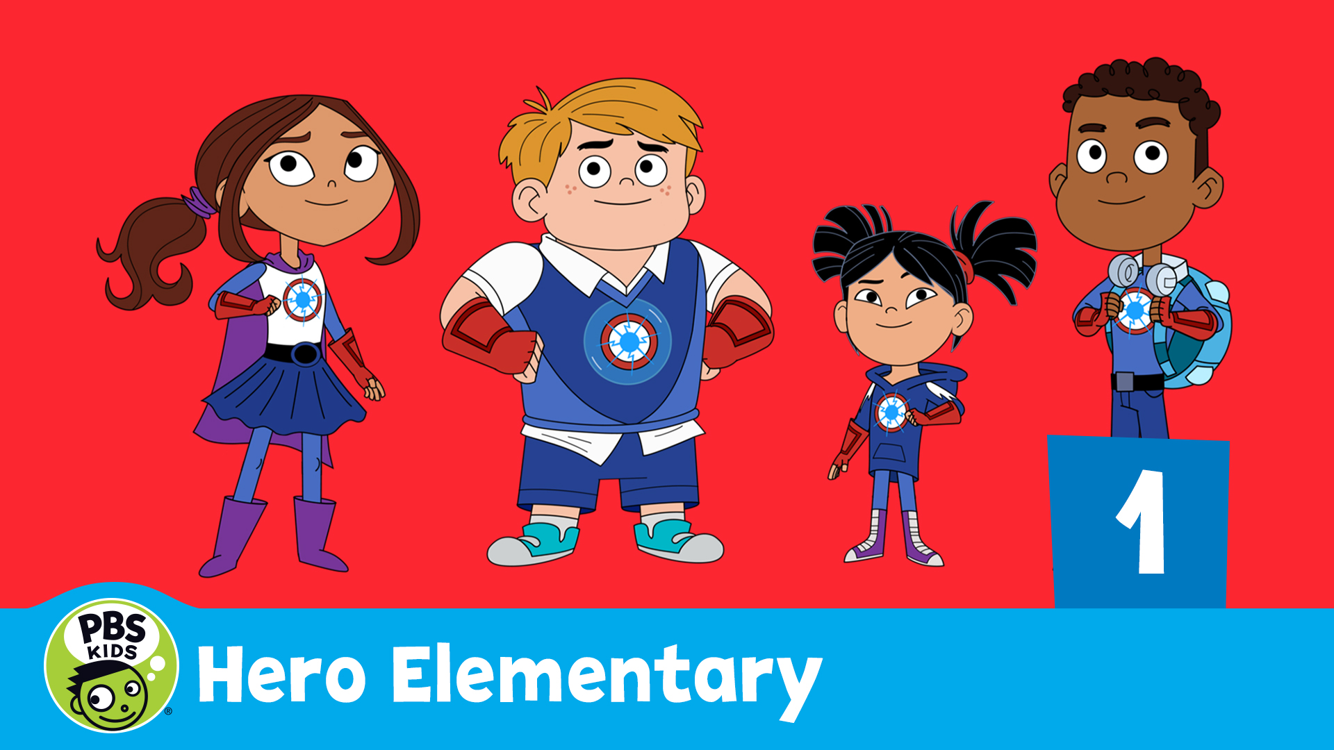 Hero Elementary, Volume 1