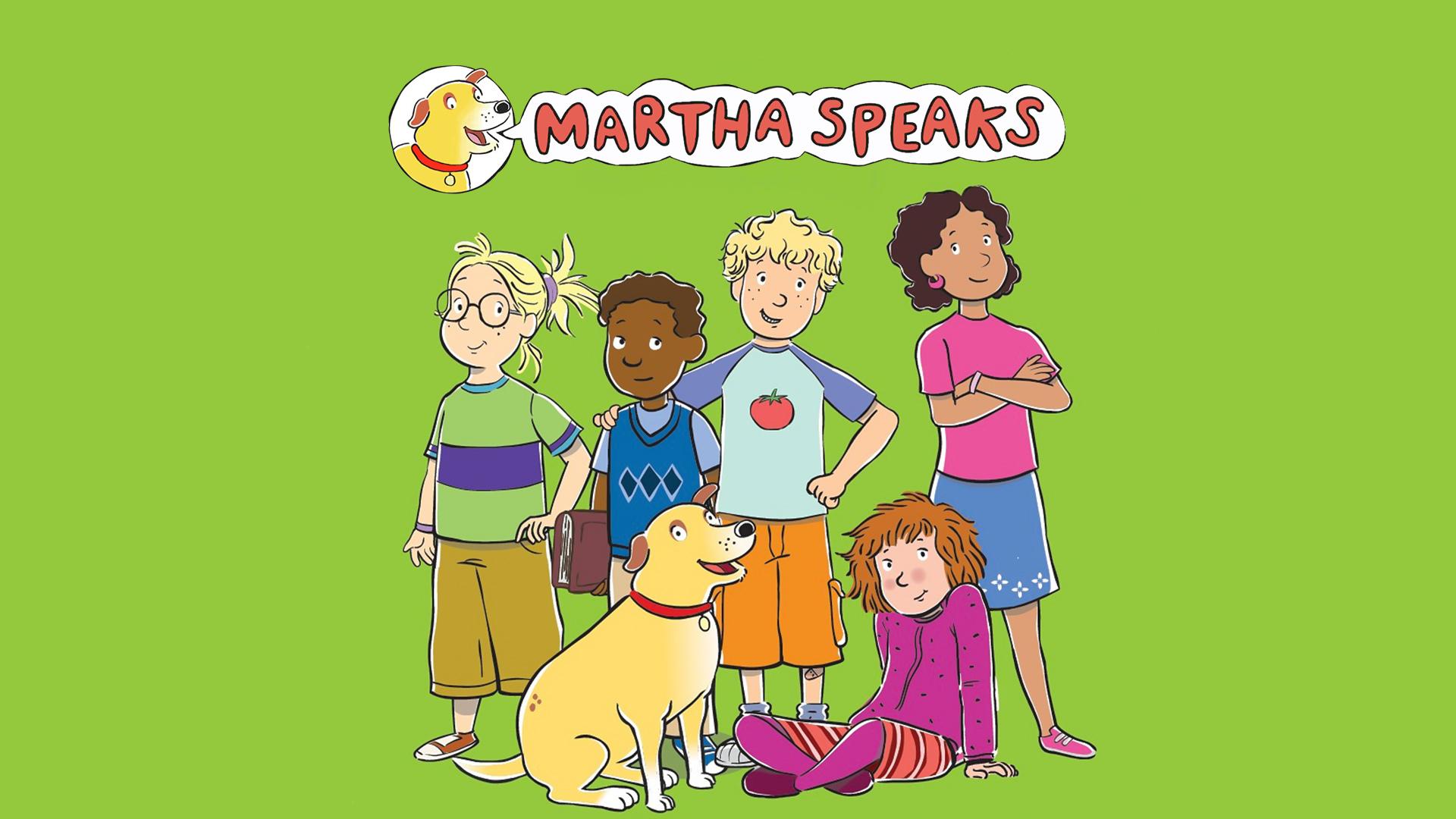 Martha Speaks Season 1