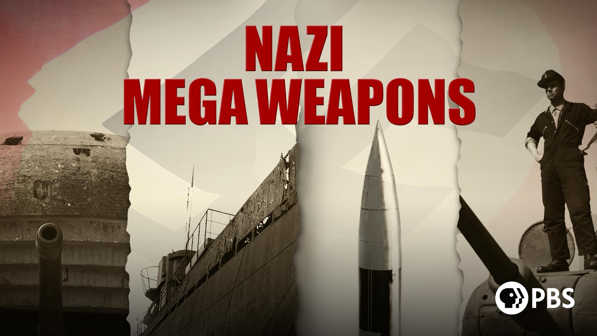 Nazi Mega Weapons, Volume One