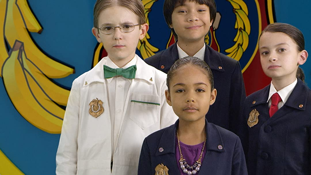 Amazon.com: Odd Squad Season 3: Dalila Bela, Filip Geljo, Millie ...