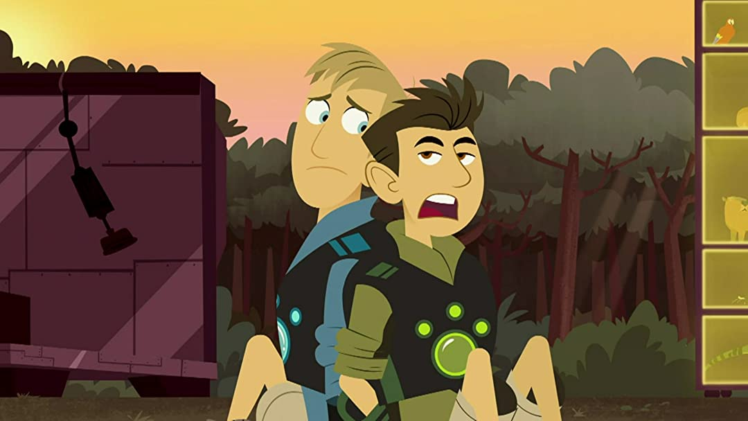 Amazon.com: Wild Kratts: Amazin' Amazon Adventure: Martin Kratt