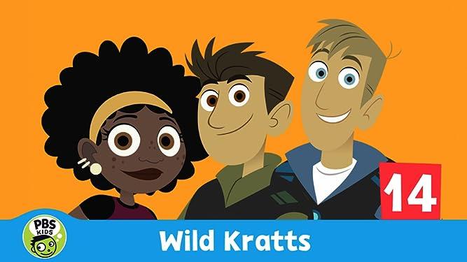 Wild Kratts: Volume 14