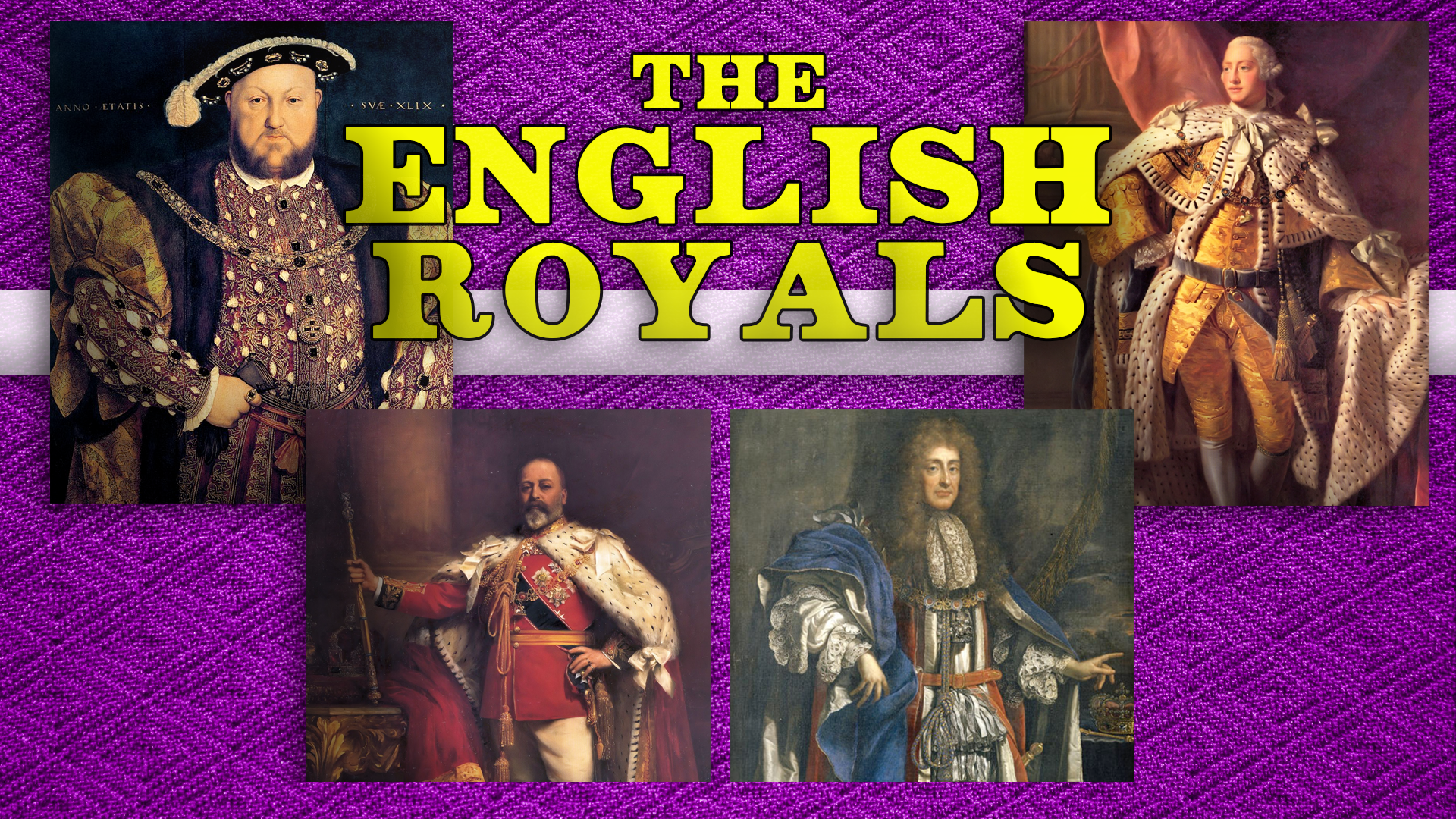 The English Royals