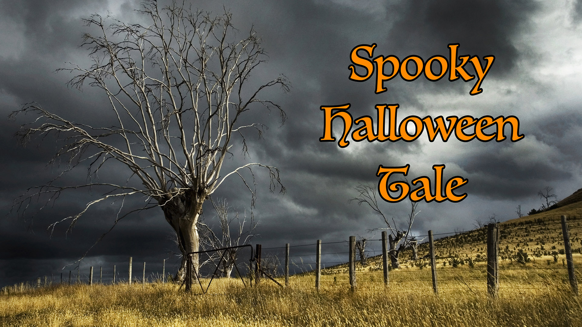 Spooky Halloween Tale