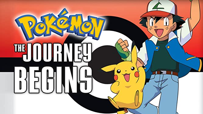 Amazon Com Watch Pokemon The Journey Begins Prime Video