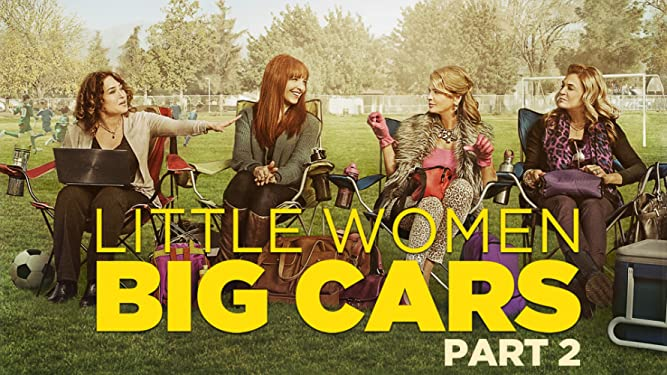 Little Women Big Cars Part 2