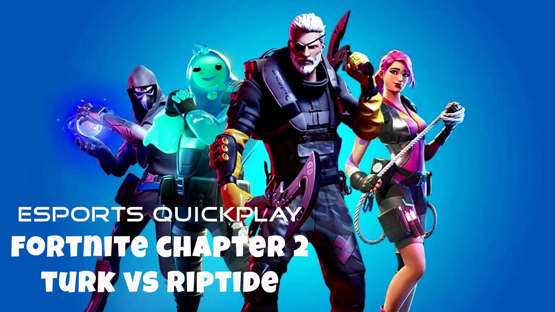 Amazon Com Watch Esports Quickplay Fortnite Chapter 2 Cameo Vs