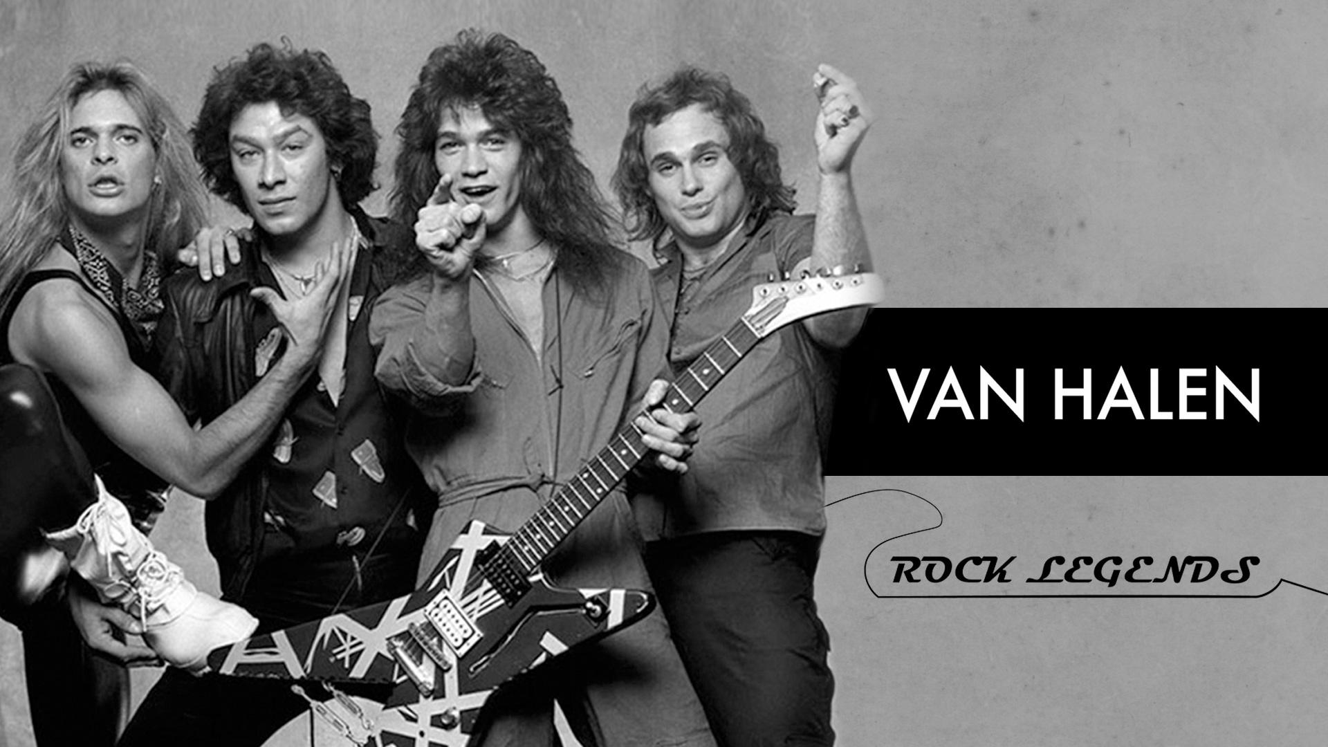 Van Halen - Rock Legends
