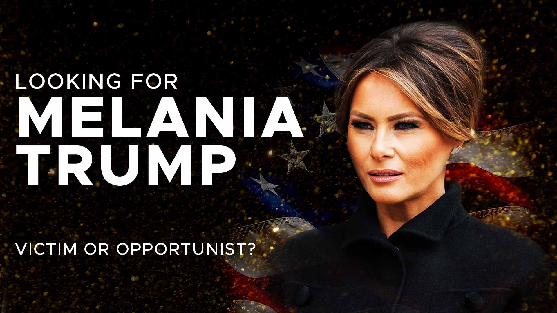 Looking for Melania Trump