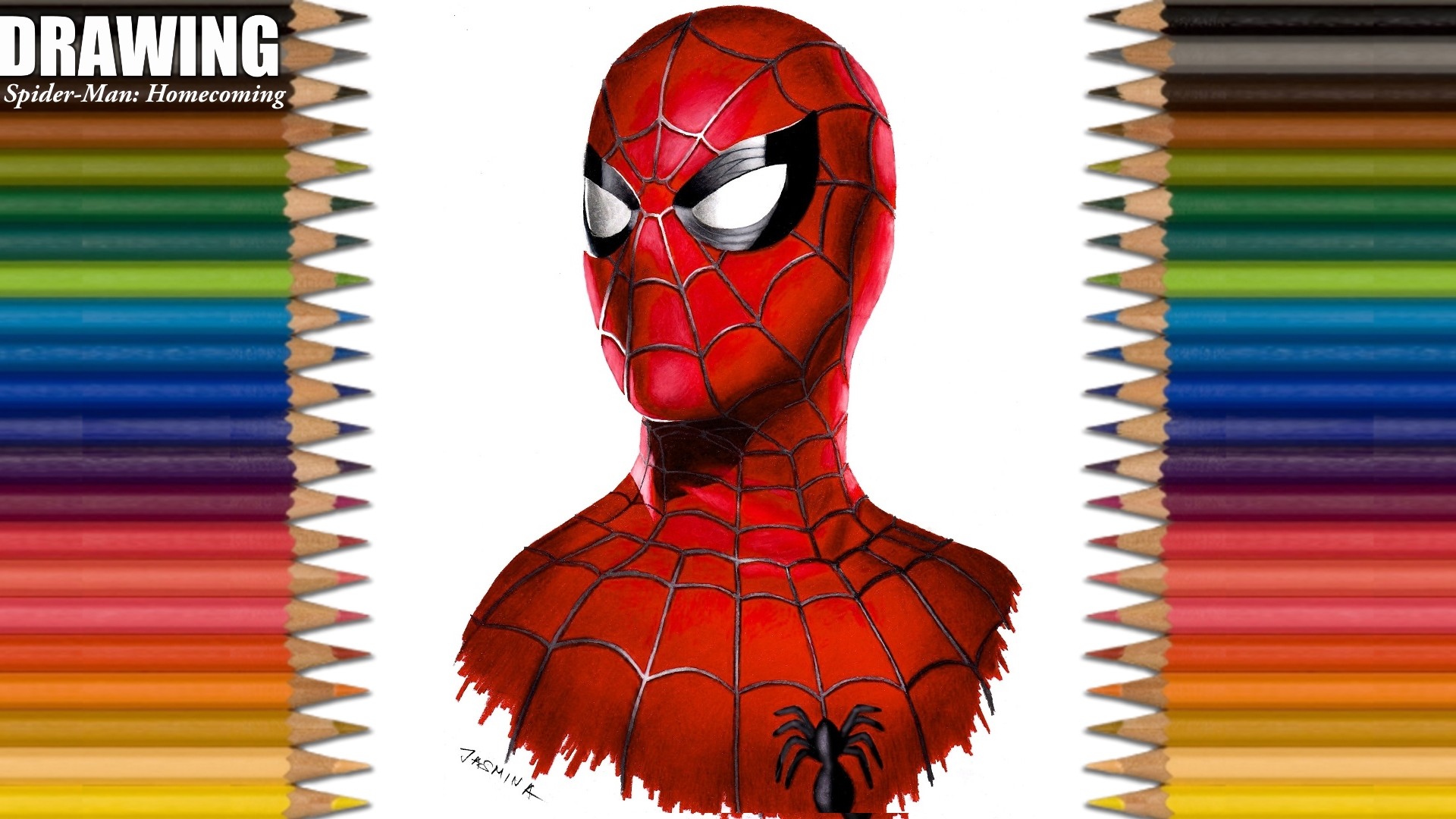Watch Clip Drawing Spider Man From Far From Home Movie Prime Video