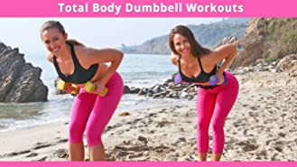 Total Body Dumbbell Workouts