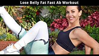 Lose Belly Fat Fast Ab Workout