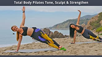 Total Body Pilates Tone, Sculpt & Strengthen