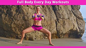 Full Body Every Day Workouts
