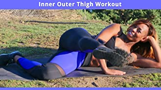 Inner Outer Thigh Workout