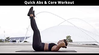 Quick Abs & Core Workout